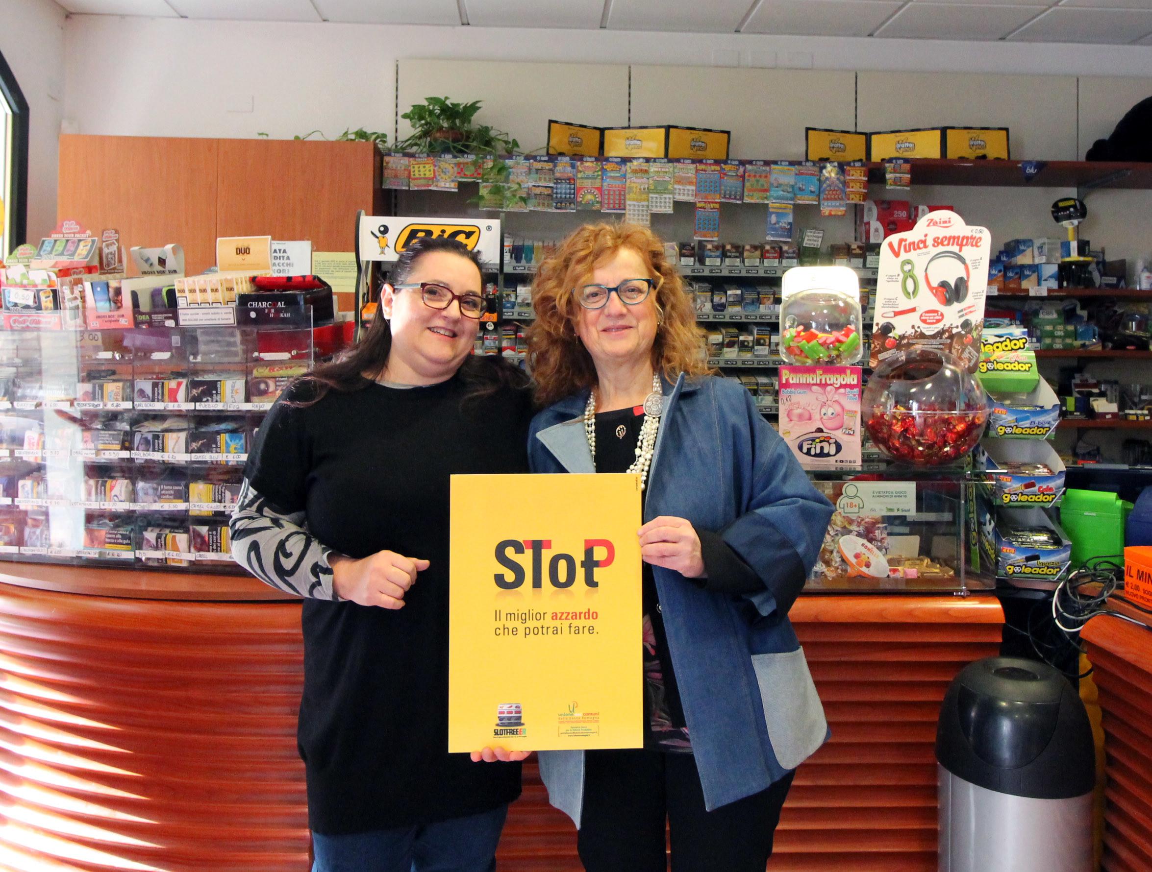Consegna marchio Slot Free Conselice-2