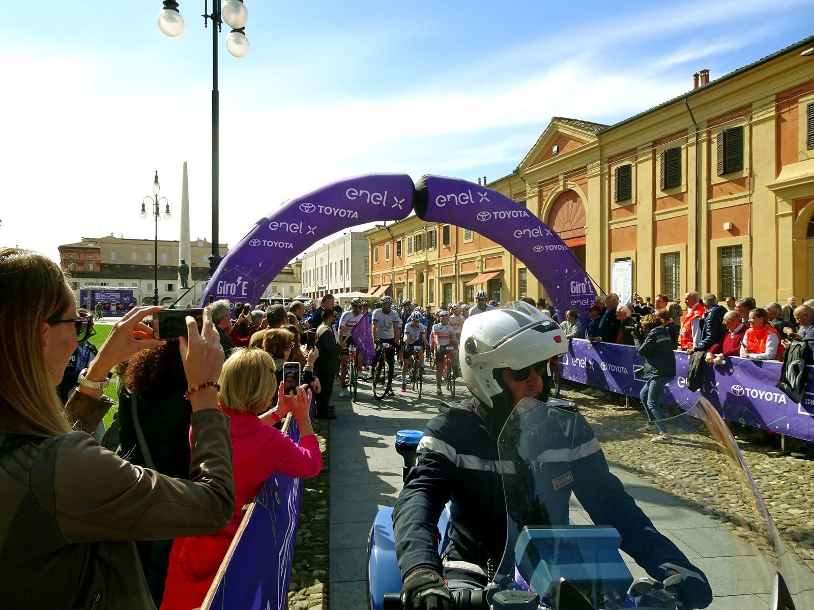 Passaggio del Giro E, Lugo, 21 maggio 2019 (3)-2-2