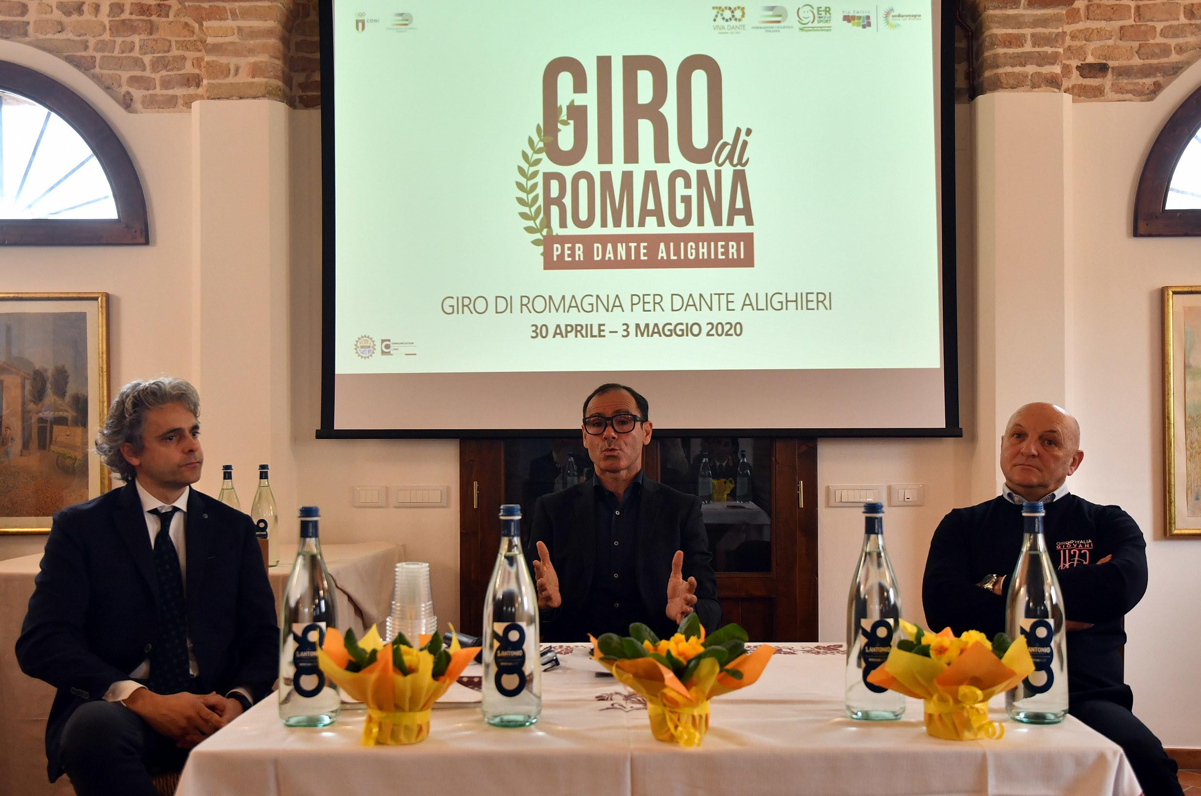 Conferenza Il Giro di Romagna per Dante (foto M. Argnani)-2