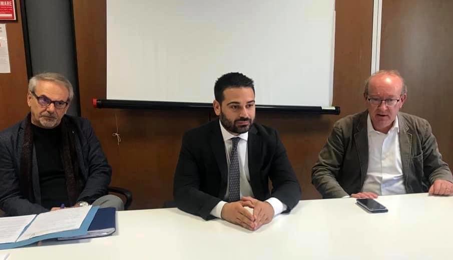 Conferenza stampa Ausl-2