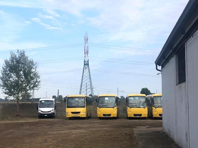 Bus nuovo appalto Trasporto scolastica (di piccola e media portata)-2