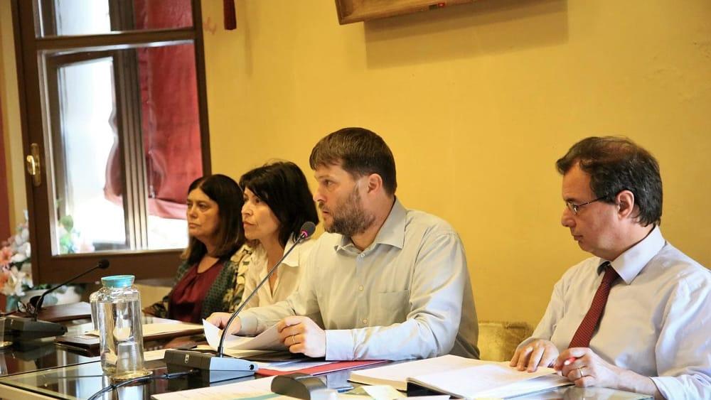 presidente Matteo Giacomoni (al microfono)-2