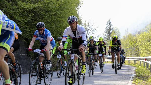 """Romagna in bici: partono la gran fondo """"Città di Lugo""""e la """"Pedalata rosa"""""""