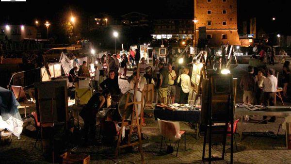 Festival delle arti di Cervia: 70 artisti protagonisti sul Porto Canale