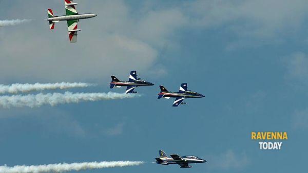 Punta Marina celebra la Repubblica Italiana: attesa per le Frecce Tricolori