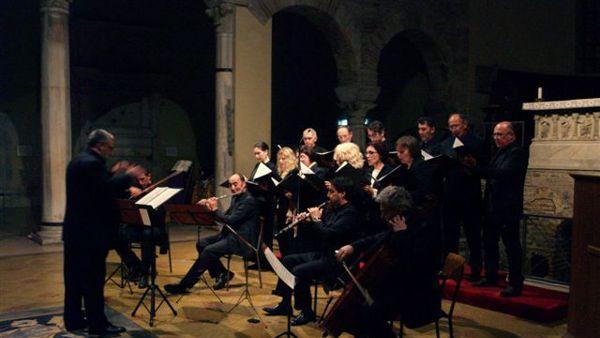La Cappella Musicale omaggia le melodie di Mozart