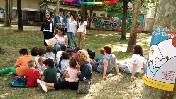 Festa del risveglio con letture, laboratori e giochi a sorpresa per grandi e piccini