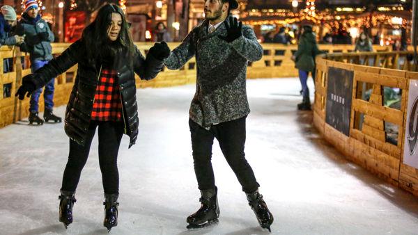 Il divertimento a MiMa On Ice continua con lo stunt show di Scuola di Polizia