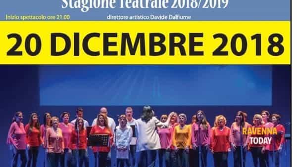 """Il coro """"Chorus Fantasy"""" a teatro tra musical e rock"""