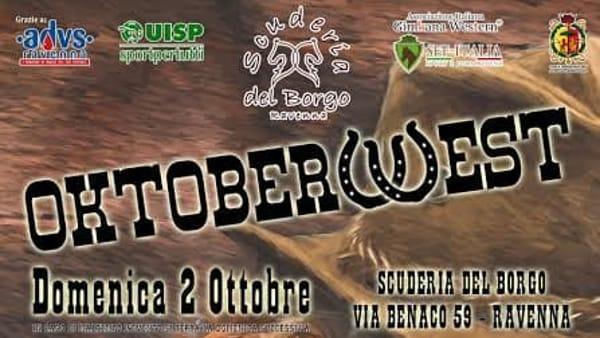 OktoberWest: alla Scuderia del Borgo una festa di beneficenza in stile country
