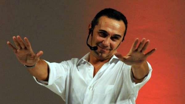 Giuseppe Giacobazzi è il super ospite della Sagra del Buongustaio