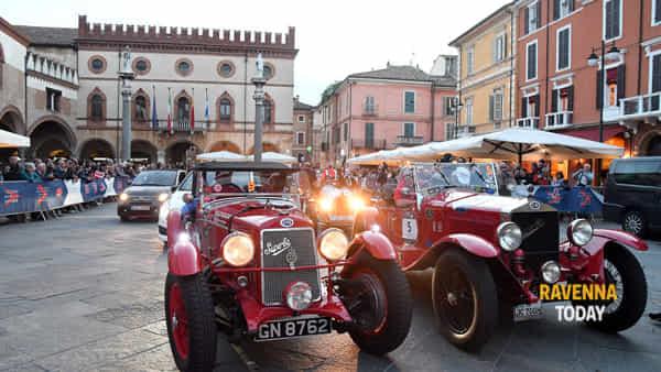 Mille Miglia 2019: la corsa storica fa tappa in Romagna
