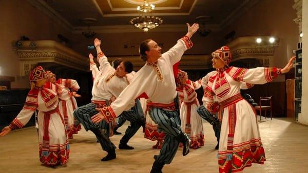 Balli e canti tradizionali per le Giornate della cultura russa in Italia