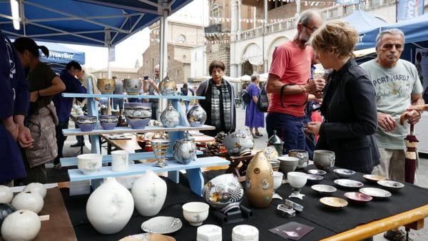 """""""Made in Italy"""", una mostra mercato per rilanciare la ceramica italiana"""
