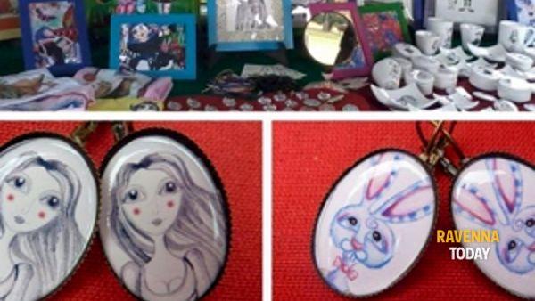 """inaugura il 2 maggio alle ore 16 """"mondo rosa"""" mostra della creativita' femminile-2"""