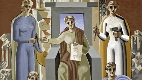 Sironi, Severini e De Chirico, Emanuela Fiori approfondisce i sostenitori dell'arte bizantina