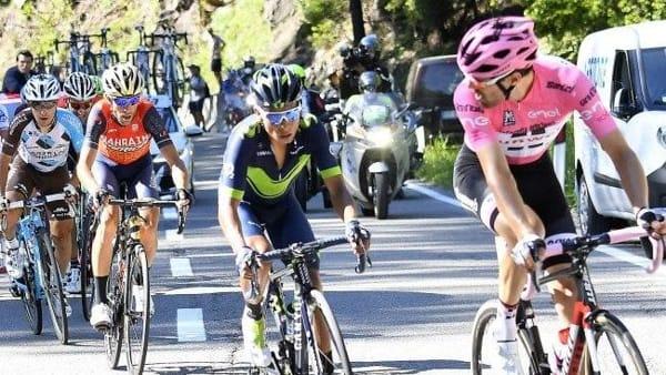 Giro d'Italia 2019: la decima tappa parte da Piazza del Popolo