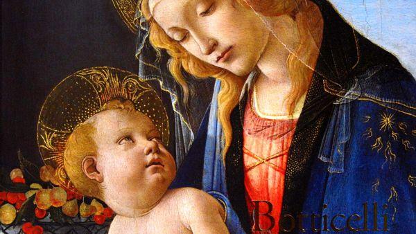 Trionfo d'Amore del Botticelli alla Classense: incontro con il prof. Jonathan K. Nelson