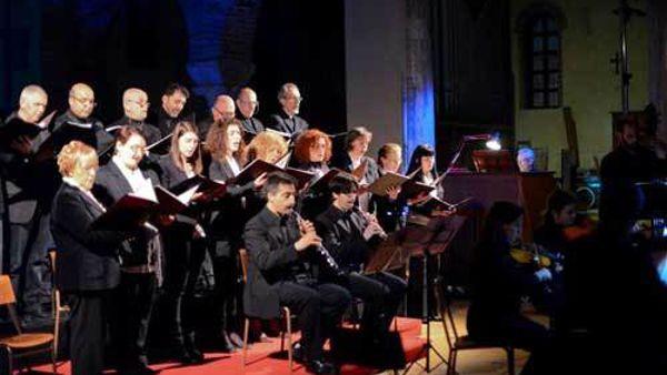 Alla Basilica di San Francesco il tradizionale Concerto per la Passione