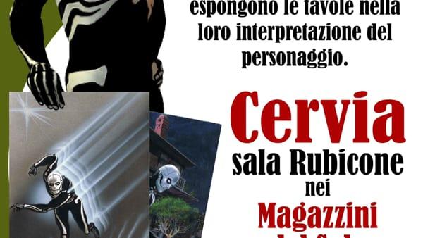 """A Cervia la mostra """"Il Morto visto da …"""""""