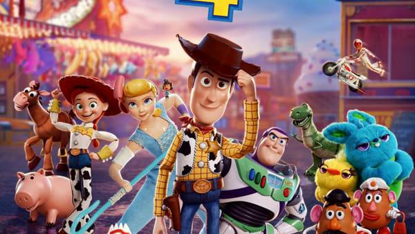 Visioni Fantastiche: l'anteprima dell'atteso Toy Story 4