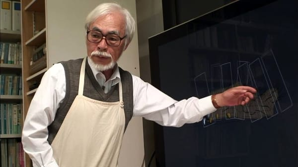 Visioni Fantastiche: il documentario dedicato a Miyazaki e tante anteprime