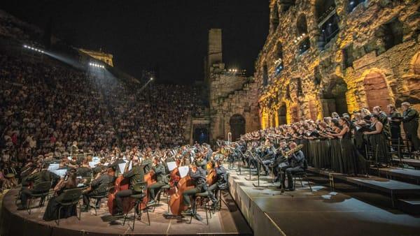 Dopo il concerto ad Atene, Riccardo Muti porta la Grecia a Ravenna