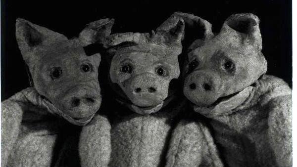 """Al Valtorto di Ravenna appuntamento con """"I tre porcellini"""""""