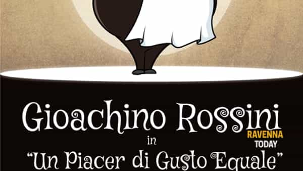 """Gioacchino Rossini in """"Un piacer di gusto eguale"""": il teatro che si mangia"""