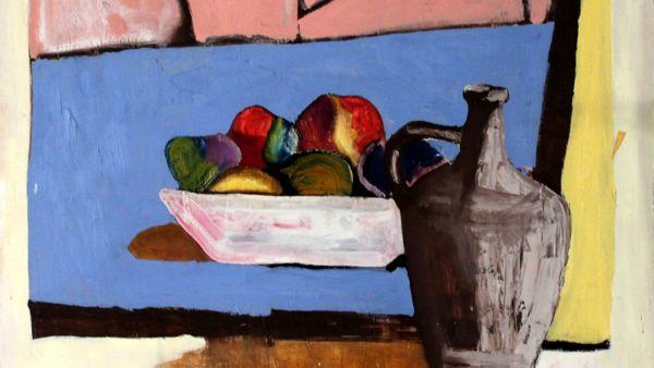 Le opere di Franco Pezzi in mostra a Lugo