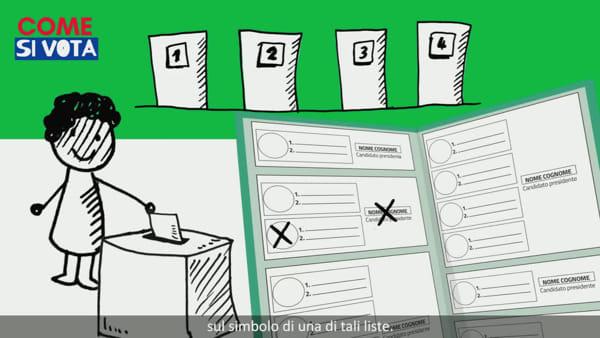 Elezioni in Emilia-Romagna, tutte le informazioni spiegate in modo semplice in un video
