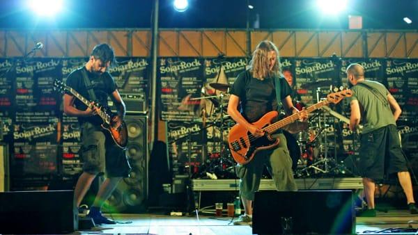 Torna Solarock, le tre serate dedicate al rock e al metal
