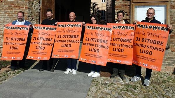 Notte di Halloween a Lugo: pronta una Piligréna spettacolare