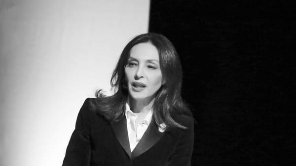 """Maria Rosaria Omaggio porta in scena """"Le parole di Oriana Fallaci"""""""