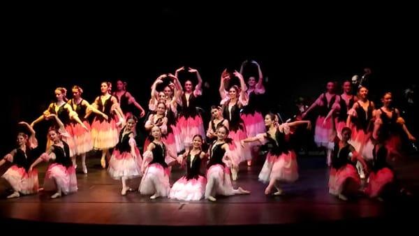 Divertimento tra danza classica e moderna, in scena Schiaccianoci e Circus