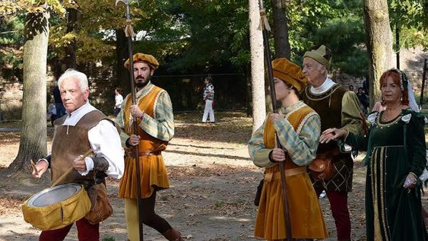 Alla Rocca Brancaleone torna la Festa Medievale
