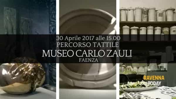 Toccare con mano le opere d'arte: il percorso tattile al Museo Carlo Zauli