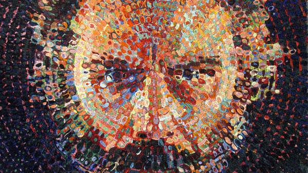 Genio e ricerca: in mostra i mosaici di Chuck Close