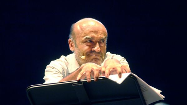 Ivano Marescotti e Franco Costantini interpretano la Divina Commedia
