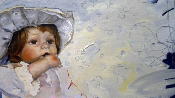 """""""Erano balocchi"""", la mostra personale di Margherita Tedaldi"""