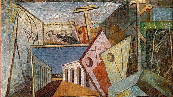 Alberto Giorgio Cassani indaga l'arte di Enrico Galassi