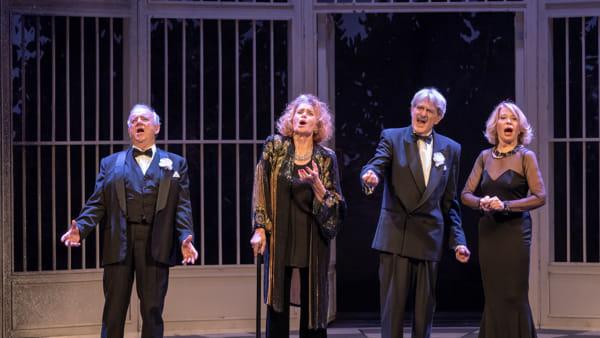 """La rivincita delle vecchie glorie nella commedia """"Quartet"""""""