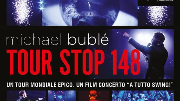 Che Don Giovanni, Michael Bublè all'Astoria