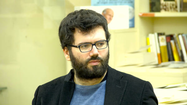 """Lo scrittore Matteo Marchesini fa luce sulla """"censura preventiva"""""""