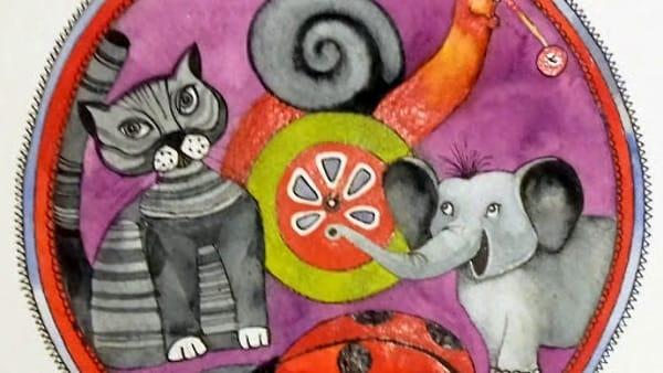 Le illustrazioni e gli acquerelli di Barbara Cotignoli