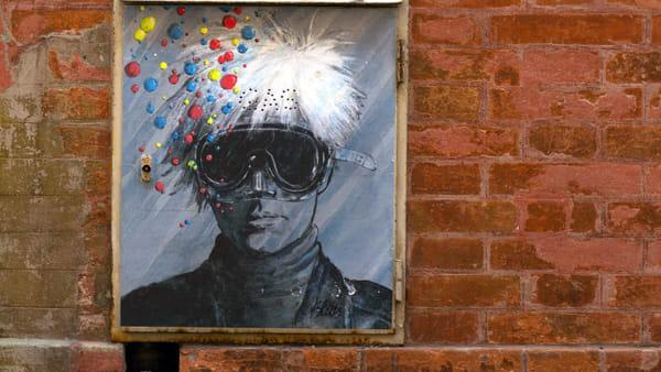 """La street art di """"Subsidenze"""" in mostra con opere di Blub, Ericailcane e Nemo's"""
