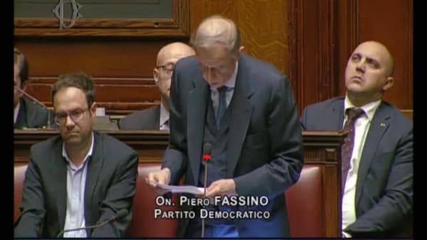 """La Camera dei deputati ricorda Fabrizio Matteucci: """"In lui competenza, capacità e passione"""" - VIDEO"""