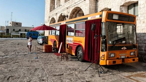 Il teatro mobile di Girovago e Rondella arriva al complesso ex Salesiani