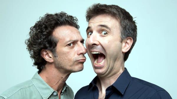 Ficarra e Picone in tour per festeggiare i loro 25 anni di risate