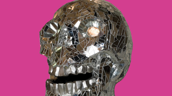 """Vanitas"", la grande installazione di Niki de Saint Phalle per la Biennale del Mosaico"